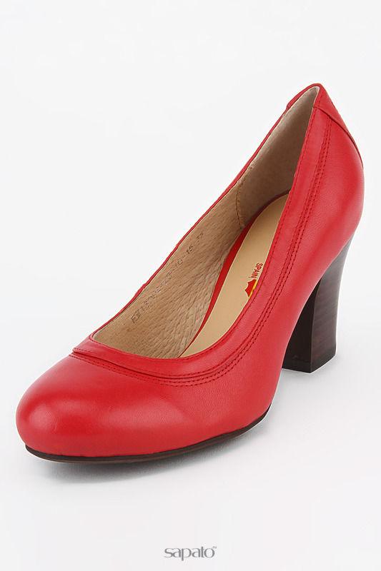 Туфли Evita Туфли красные