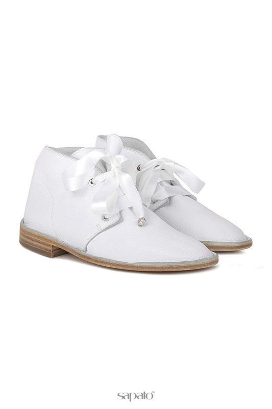 Ботинки GIEMME Ботинки белые