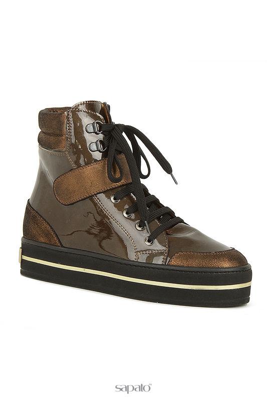 Ботинки GIEMME Ботинки коричневые