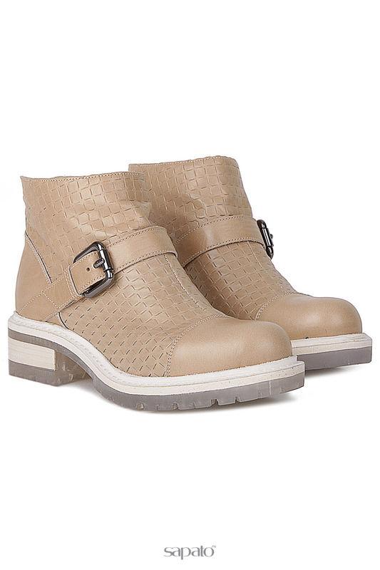 Ботинки Zamagni Ботинки бежевые