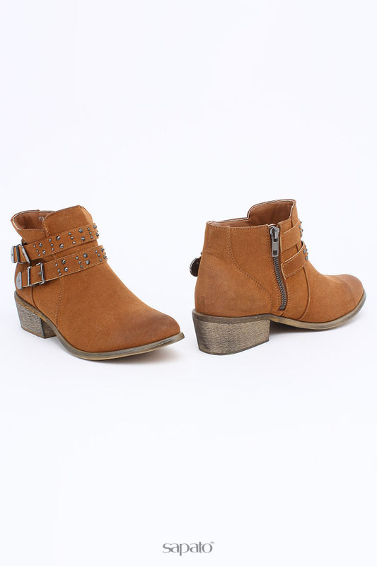 Ботинки Reserved Полуботинки коричневые
