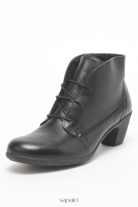 Ботинки Tervolina Ботинки чёрные