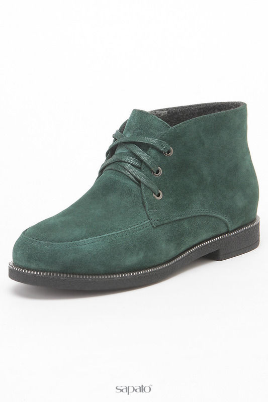 Ботинки Just Couture Ботинки зеленые
