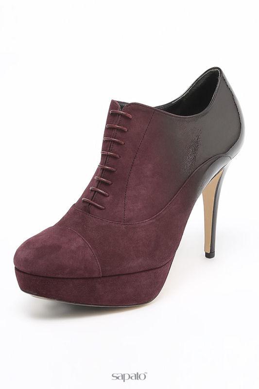 Ботинки Hogl Полуботинки фиолетовые
