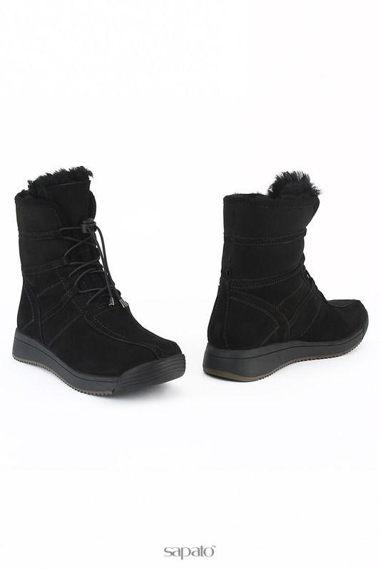Ботинки Evita Ботинки чёрные