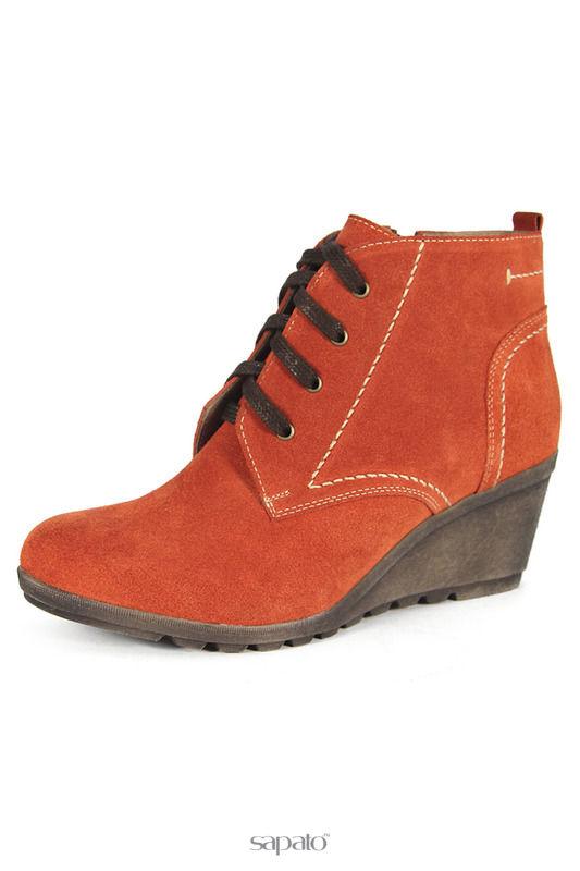 Ботинки Marko Ботинки женские коричневые