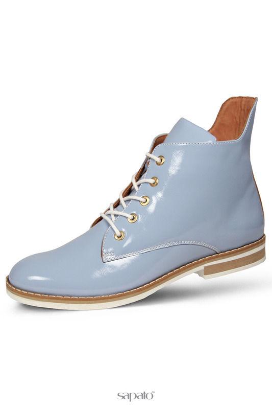 Ботинки Marko Ботинки женские голубые