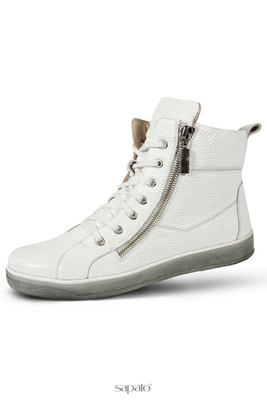Ботинки Marko Ботинки белые