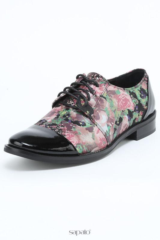 """Ботинки EL""""ROSSO Полуботинки розовые"""