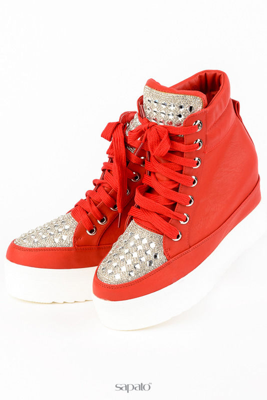 Ботинки Summergirl Ботинки красные