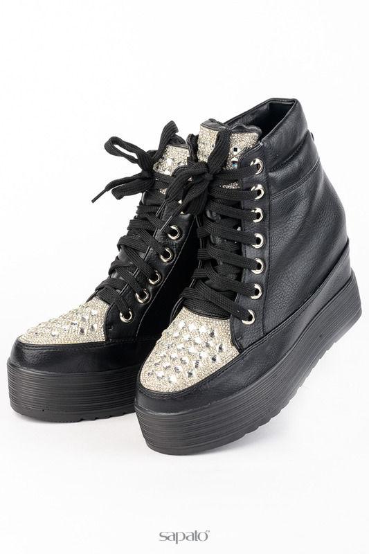 Ботинки Summergirl Ботинки чёрные