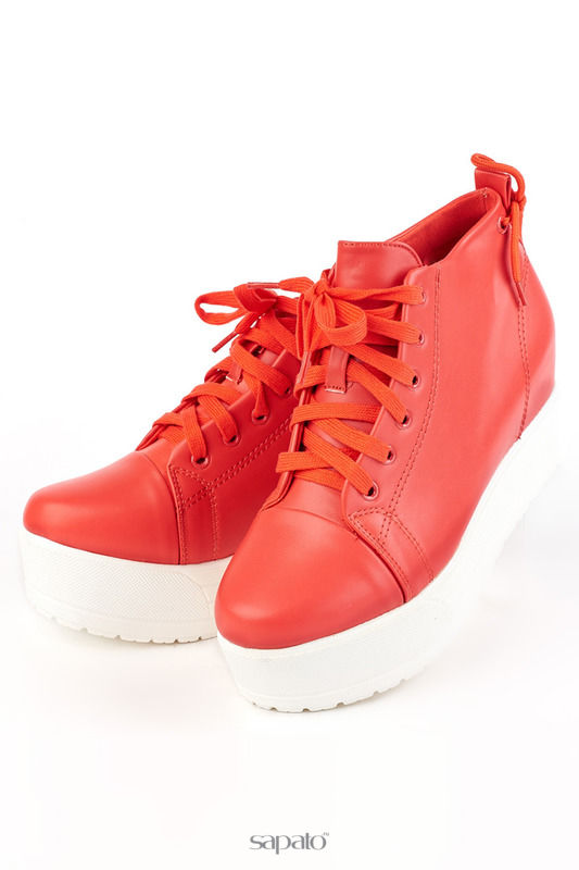 Ботинки CAMIDY Ботинки красные