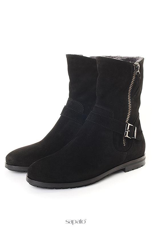 Ботинки Norma J. Baker Ботинки чёрные