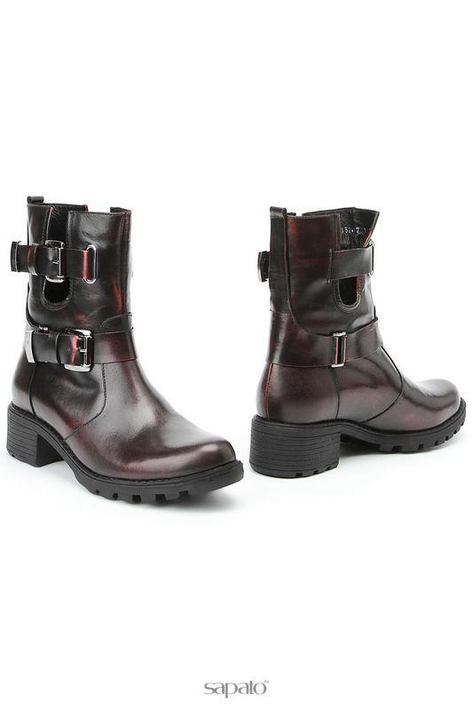 Ботинки Milana Ботинки красные