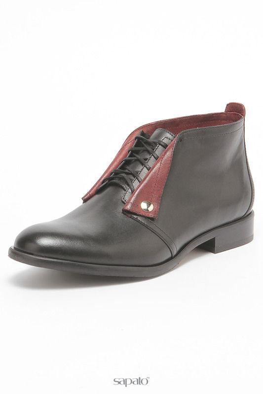 Ботинки Goergo Полуботинки красные