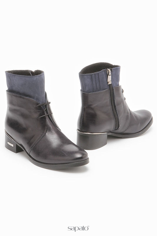 Ботинки Simen by Goergo Ботинки синие