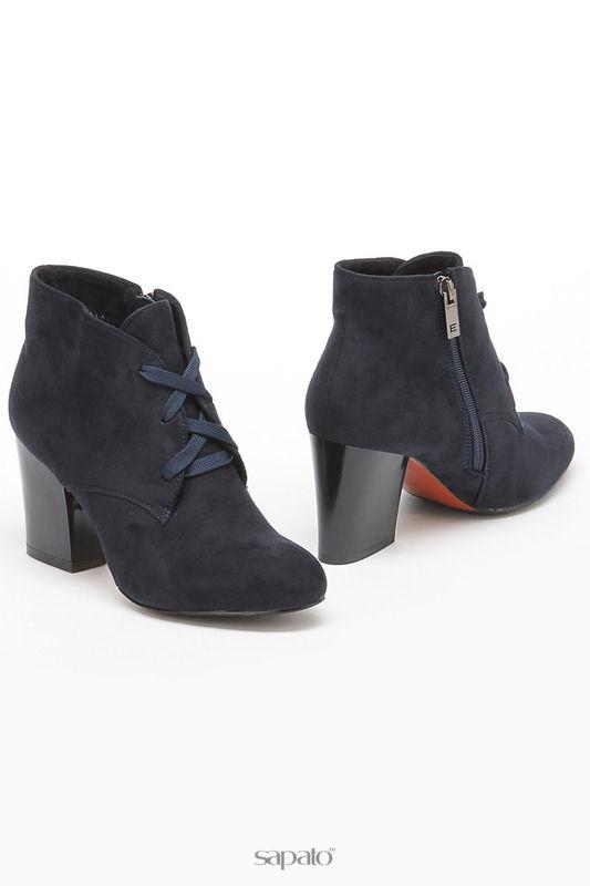 Ботинки Evita Ботинки синие