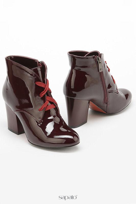 Ботинки Evita Ботинки красные