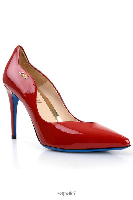 Туфли Loriblu Туфли красные