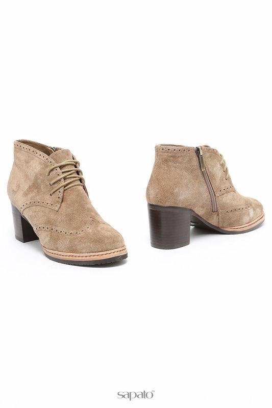 Ботинки Alba Ботинки бежевые