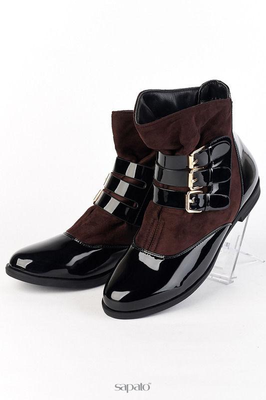 Ботинки Norka Ботинки коричневые