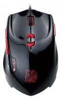 Tt eSPORTS by Thermaltake Gaming mouse THERON Plus+ SMART MOUSE Black USB
