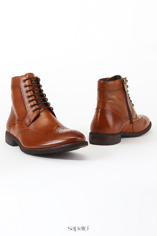 Ботинки Kapricci Ботинки оранжевые