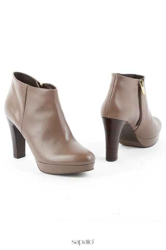 Ботинки Liska Ботинки бежевые