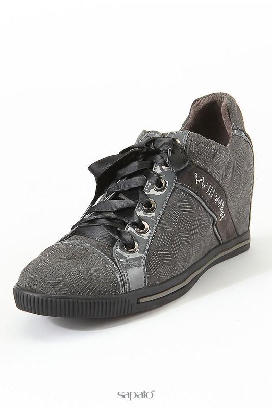 Ботинки Kapricci Полуботинки серые