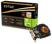 ZOTAC GeForce GT 730 700Mhz PCI-E 2.0 4096Mb 1066Mhz 128 bit 2xDVI Mini-HDMI HDCP