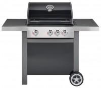 Jamie Oliver Home Grill Super 3 Burner + Side BBQ