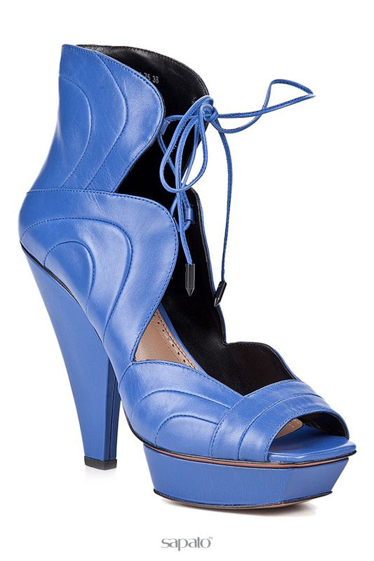 Туфли Corso Como Туфли синие