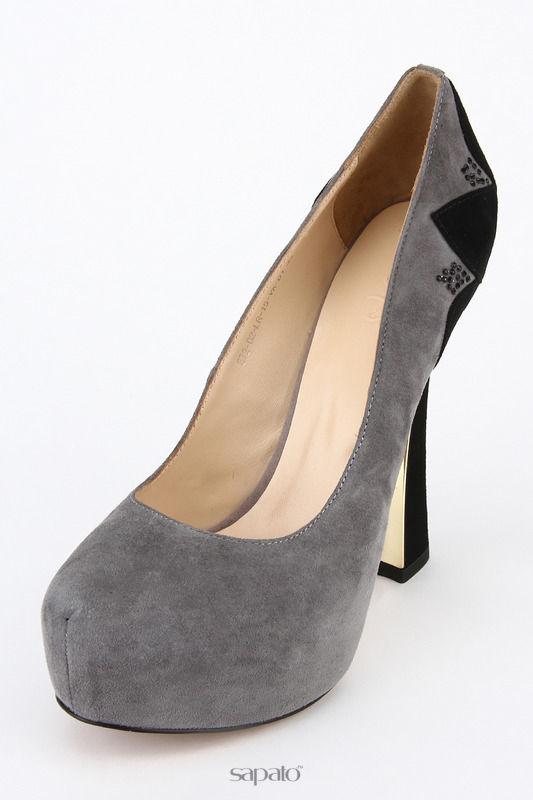 Туфли Calipso Туфли серые