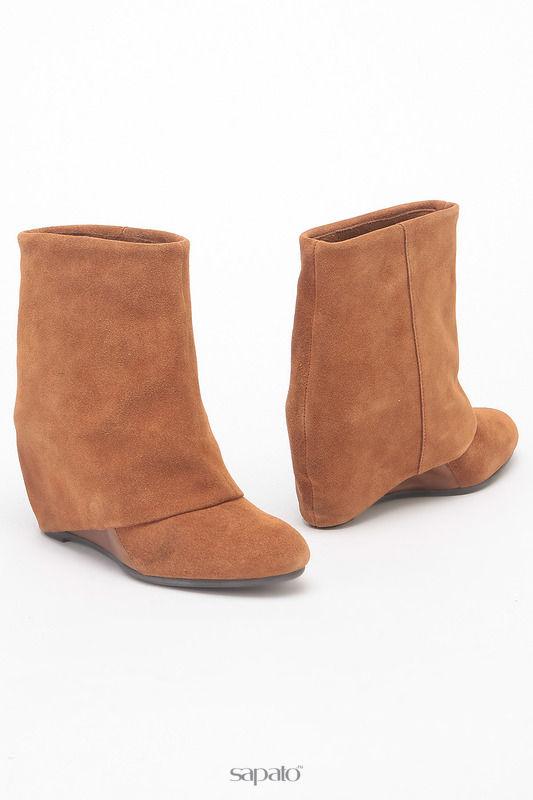 Ботинки French Connection Ботинки коричневые