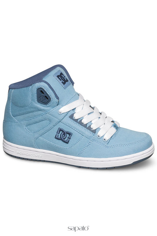 Кеды DC Shoes Кеды голубые