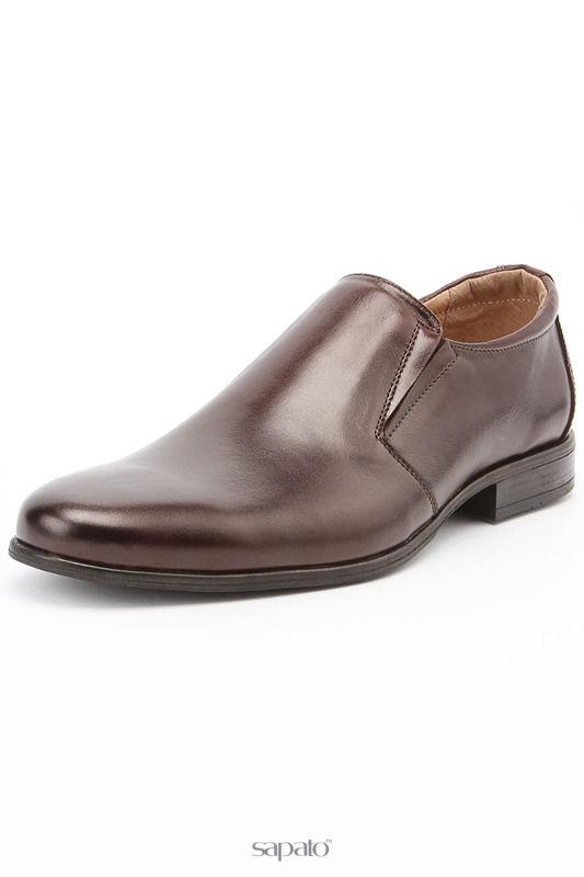 Ботинки Milana Полуботинки коричневые