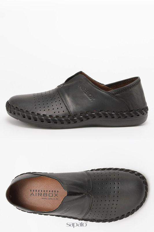 Туфли AIR BOX Туфли чёрные
