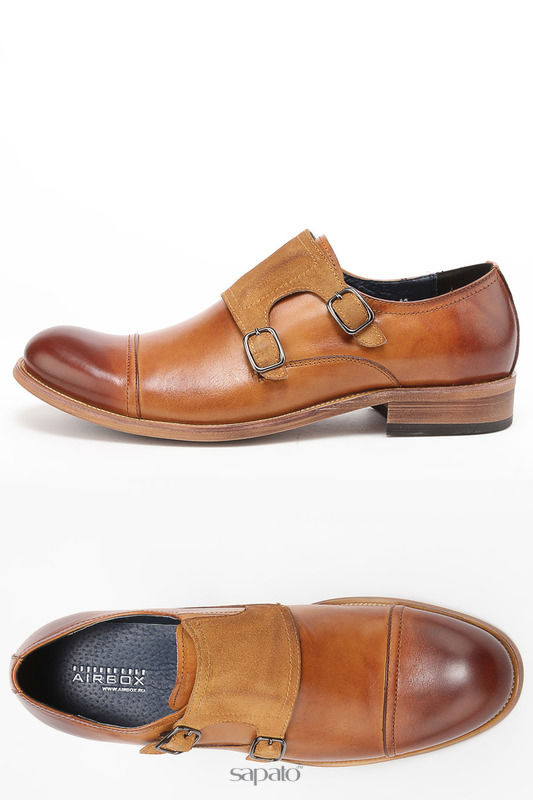 Туфли AIR BOX Туфли коричневые