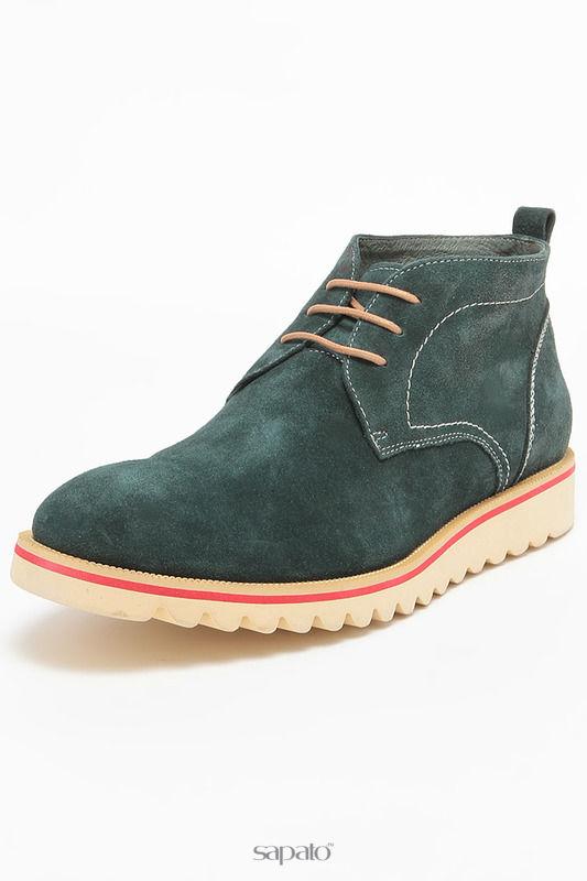 Ботинки AIR BOX Ботинки зеленые