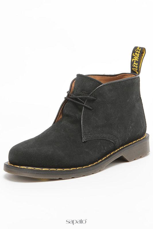 Ботинки Dr. Martens Ботинки чёрные