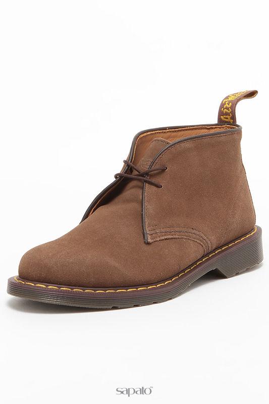 Ботинки Dr. Martens Ботинки коричневые