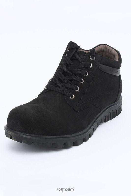 Ботинки Shoiberg Ботинки чёрные