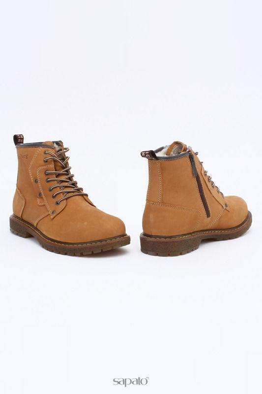 Ботинки Shoiberg Ботинки коричневые