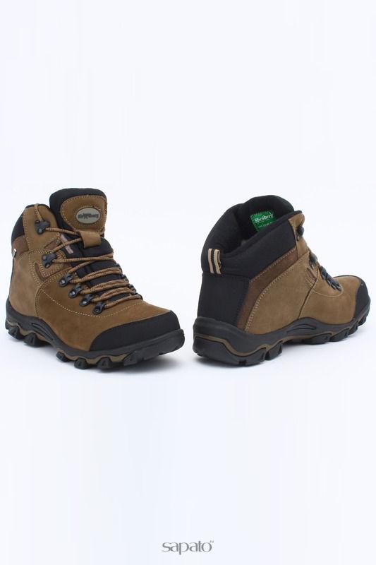Ботинки Shoiberg Ботинки зеленые