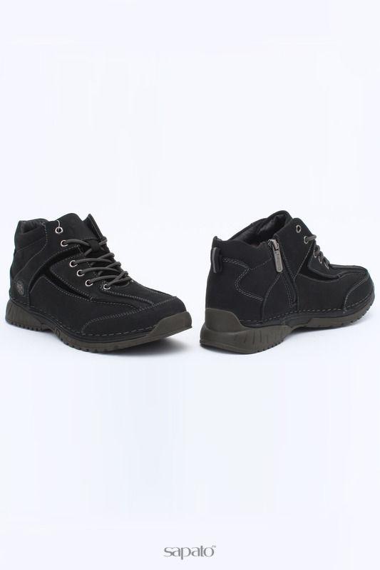 Ботинки Shoiberg Ботинки серые