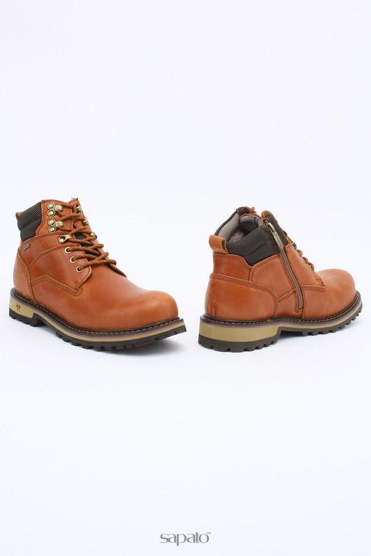 Ботинки Shoiberg Ботинки оранжевые