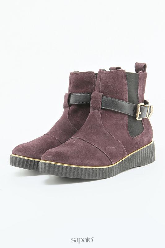 Ботинки Esdra Ботинки фиолетовые