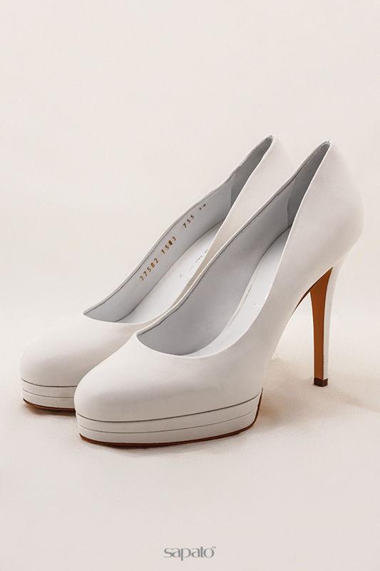 Туфли Casadei Туфли белые