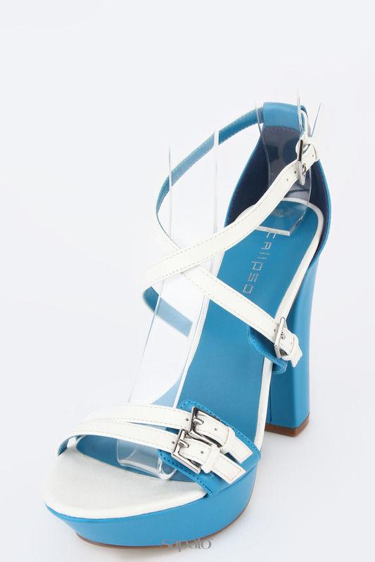 Босоножки Calipso Босоножки синие