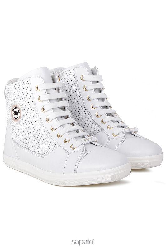 Ботинки Baldinini Ботинки белые